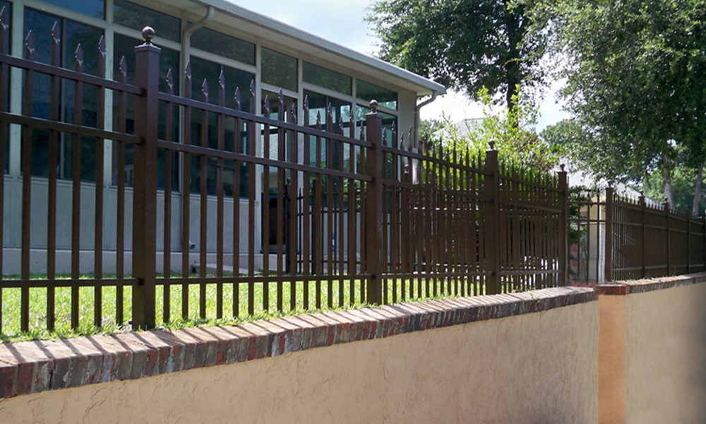 fence company panama city