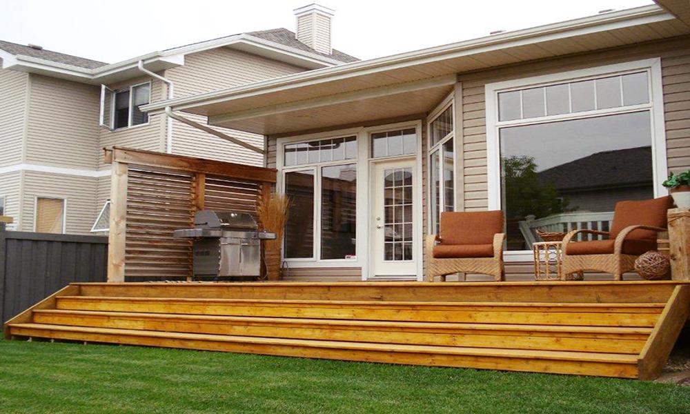 decks patios and porch contractor