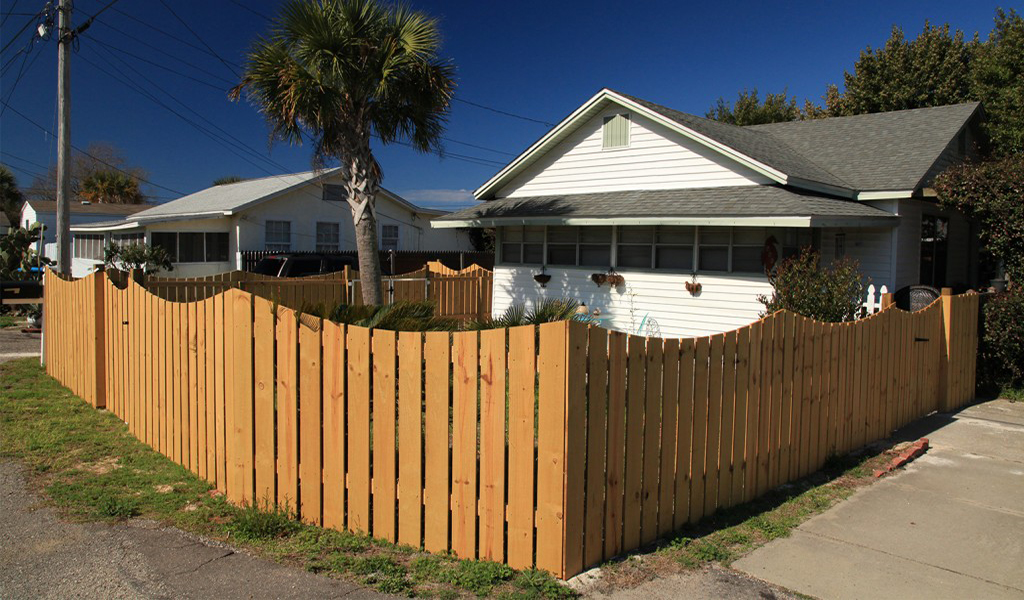 fence panama city beach