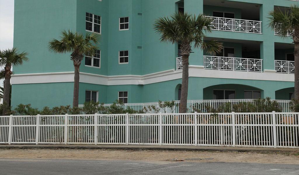 fence panama city florida