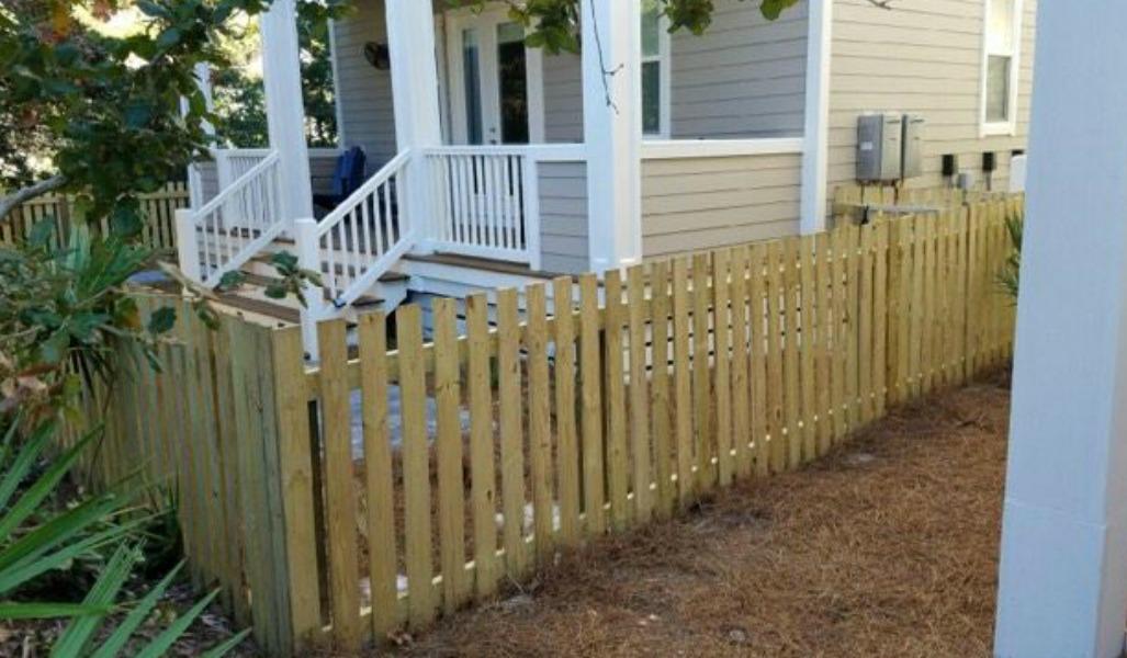 custom fence Santa Rosa